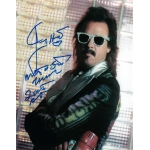 "JIMMY ""MOUTH OF THE SOUTH"" HART signed 8 x 10 photo COA"