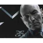 X MEN PATRICK STEWART signed autographed 8 x 10 photo COA