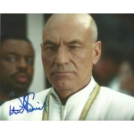 Patrick Stewart signed Star Trek 8 x 10 photo
