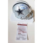 Jason Witten signed Dallas Cowboys Mini Helmet JSA Authenticated