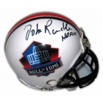 John Randle signed Riddell HOF mini-helmet JSA Authenticated