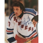 Phil Esposito signed 8 x 10 photo COA
