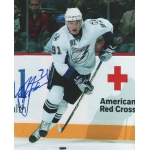 Steven Stamkos signed 8 x 10 photo COA