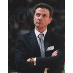 Rick Pitino signed 8 x 10 photo COA
