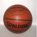 Shaquille O'Neal signed Spalding NBA Basketball JSA Authenticated