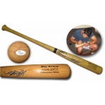 Avisail Garcia signed Rawlings Baseball Bat JSA Authenticated