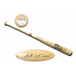 Carl Yastrzemski signed Cooperstown Bat Co. Famous Player Series Baseball Bat JSA Authenticated