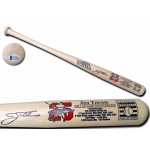 Jim Thome signed Cooperstown Bat Co. Baseball Bat Beckett Authenticated