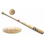 Pee Wee Reese signed Cooperstown Bat Co. Baseball Bat