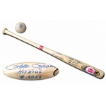 Pete Rose signed & inscribed Cooperstown Bat Co. Baseball Bat