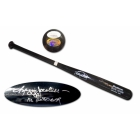 Reggie Jackson signed game model Adirondack Baseball Bat JSA Authenticated