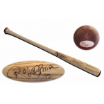 Roberto Alomar signed KR3 Baseball Bat JSA Authenticated