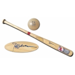 Rod Carew signed Cooperstown Bat Co. Baseball Bat