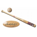 Sandy Koufax signed Cooperstown Bat Co. Baseball Bat #422/1000