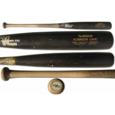 Robinson Cano 2012 game used Tucci Baseball Bat