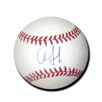 Aaron Judge signed Official Major League Baseball