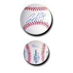 Alex Bregman signed Official Major League Baseball JSA Authenticated