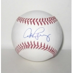 Alex Rodriguez signed Official Major League Baseball