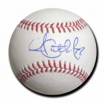 Andrew McCutchen signed Major League Baseball JSA #J64204