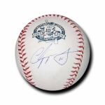 Chipper Jones signed Final Season Official Major League Basebal JSA Authenticated