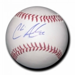 Chris Archer signed Official Major League Baseball JSA Authenicated