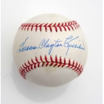 Harmon Killebrew signed American League Baseball JSA Authenticated