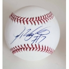 Ivan Pudge Rodriguez signed Official Major League Baseball JSA Authenitcated