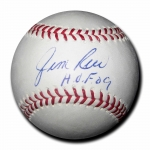 Red Sox JIM RICE signed Official Major League Baseball JSA Authenticated #K58158