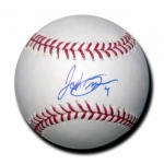 Jedd Gyorko signed Official Major League Baseball JSA #J73775