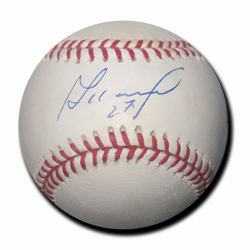 b47fe2031fa Jose Altuve signed Official Major League Baseball JSA Authenticated