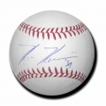 Kevin Kiermaier signed Official Major League Baseball