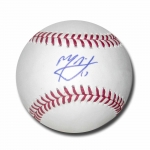 Manny Machado signed Official Major League Baseball w/JSA Authentication
