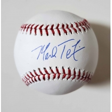 Mark Teixeira signed Official Major League Baseball MLB Authenticated