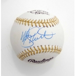 Mike Schmidt signed Official Major League Gold Glove Baseball JSA Authenticated