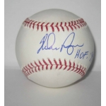 Nolan Ryan signed Official Major League Baseball