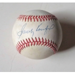 Sandy Koufax signed Official National League Baseball JSA Authenticated