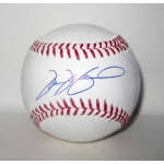 Tim Wakefield signed Official Major League Baseball