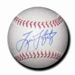 Tino Martinez signed Official Major League Baseball JSA Authenticated