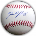 David Price signed Major League Baseball w/JSA Authentication