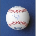 Tony LaRussa signed Official Major League Hall of Fame Baseball JSA Authenticated