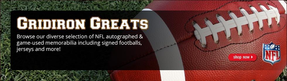 NFL Memorabilia